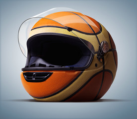 Helmet ball