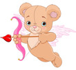 Valentine Cupid Bear