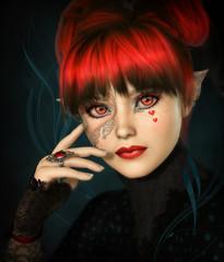 Livia 3d CG
