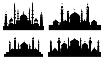 mosque_silhouettes