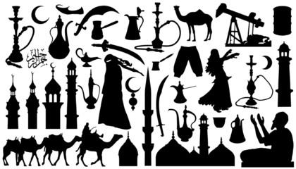 arabian_silhouettes