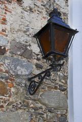 Street lamp, Colonia del Sacramento