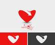 Valentine Day Heart Design