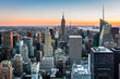 New York Skyline at sunset - 60595305