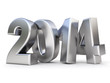 3d metal new year 2014