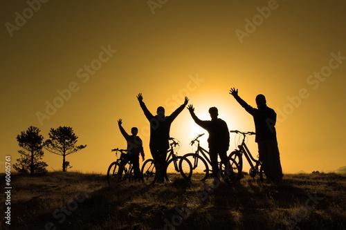 bisiklet ekibi