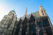 St  Stephen cathedral in Vienna , Austria