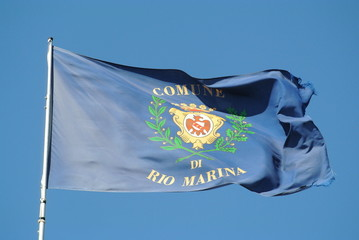 Bandiera Rio Marina
