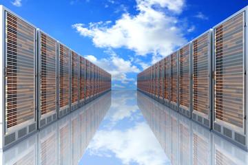 Server Cloud.