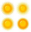 Suns icons