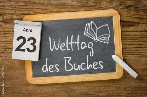 Am 23. April ist Welttag des Buches - 60611388