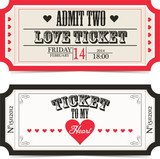Love tickets