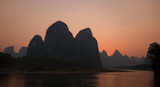 View of Li River at Xingping