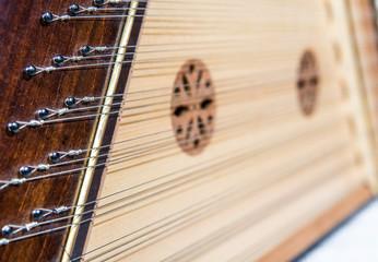 lyra and kantele