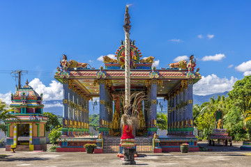 Temple Tamoul, La Réunion