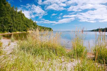 Schweden, Angermanland, Skuleskogen Nationalpark, Höga Kusten