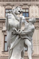 Belvedere Palace Statue