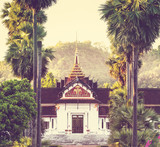 Temple in Laos