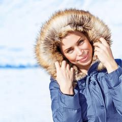Fashionable wintertime style