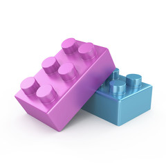 toy bricks