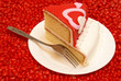 Loving Cake Slice