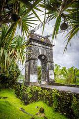 Suspension Bridge, La Réunion