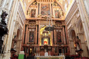 Capilla Mayor de la Mezquita de Córdoba