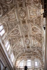 Bóbeda del coro de la Mezquita de Córdoba