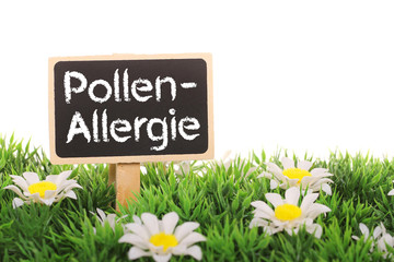 Pollenallergie / Heuschnupfen