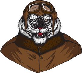 White Tiger Pilot