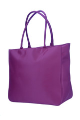 purple big bag