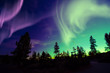northern lights aurora borealis - 60636598