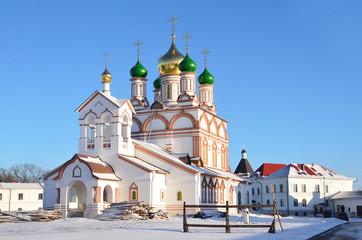 Варницкий монастырь в Ростове, Золотое кольцо России