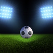 3D - Football Stadium (III)
