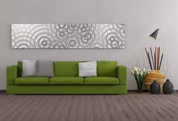 Raum mit Sofa