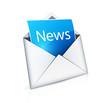 icône e-mail news