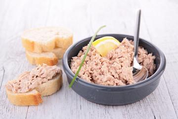 tuna and cheese spread
