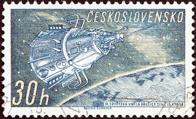 Sputnik 3 (Czechoslovakia 1961)