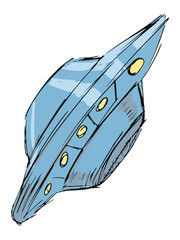 flying UFO