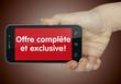 Offre complète et exclusive! Phone