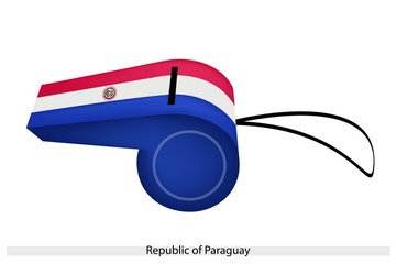 A Whistle of The Republic of Paraguay