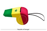 A Whistle of The Republic of Senegal