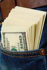 Cash inflows.
