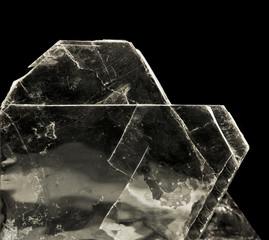 mica muscovite (gypsum)