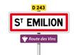 Route des Vins - Saint-Emilion