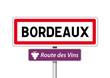 Route des Vins - Bordeaux