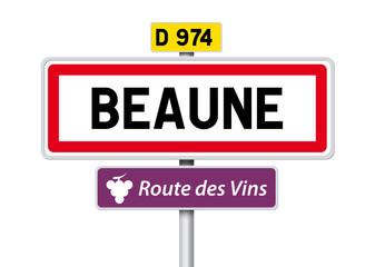 Route des Vins - Beaune