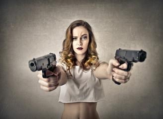 violent girl