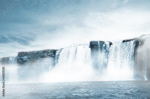 Waterfall - 60655581