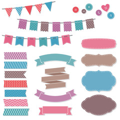 Design scrapbook elements